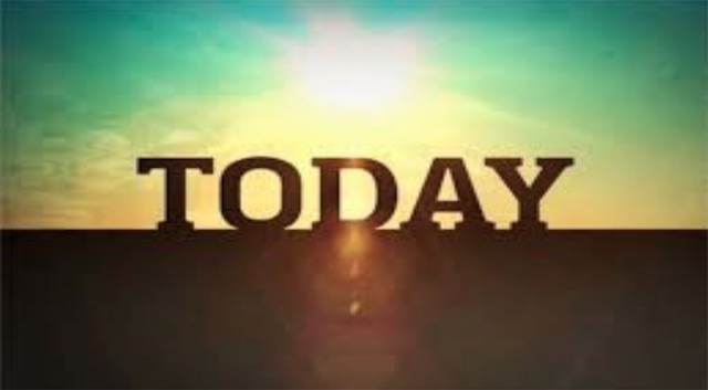 Today is the Day of Salvation - 9:30AM